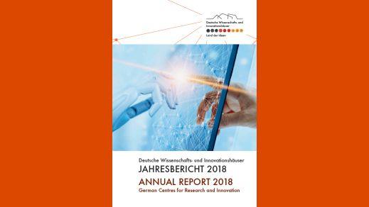 Cover DWIH-Jahresbericht 2018