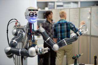 Max-Planck-Institut fuer Intelligente Systeme Abteilung Autonome Motorik