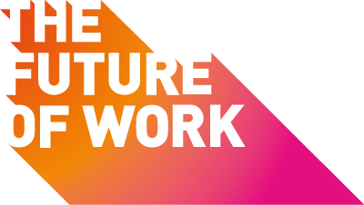 BMBF Kampagne Future of Work Logo
