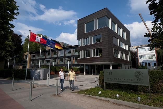 Max-Planck-Institut für ausländisches und internationales Privatrecht